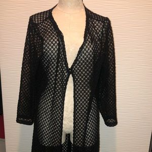 Long cardigan/robe style